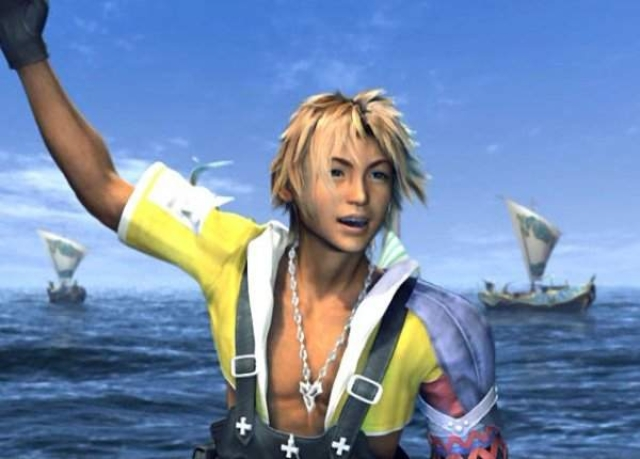 Final Fantasy X HD remake incoming