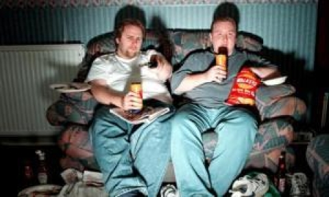 Does watching TV make you fat?
