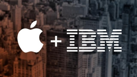 "Debate: ""Will the IBM/Apple partnership lead to a merger between the two companies?"""