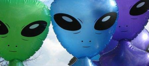 We are all aliens, says professor