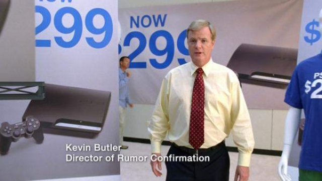 "Sony sues over ""Kevin Butler"" actor"