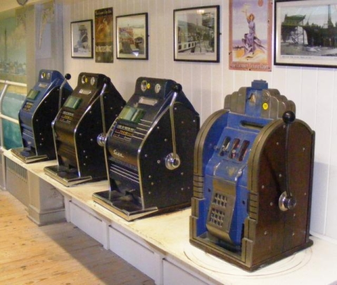 The Slot Machine: From Liberty Bell To Online Games