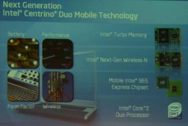 Intel's Robson gets a real name: Turbo Memory