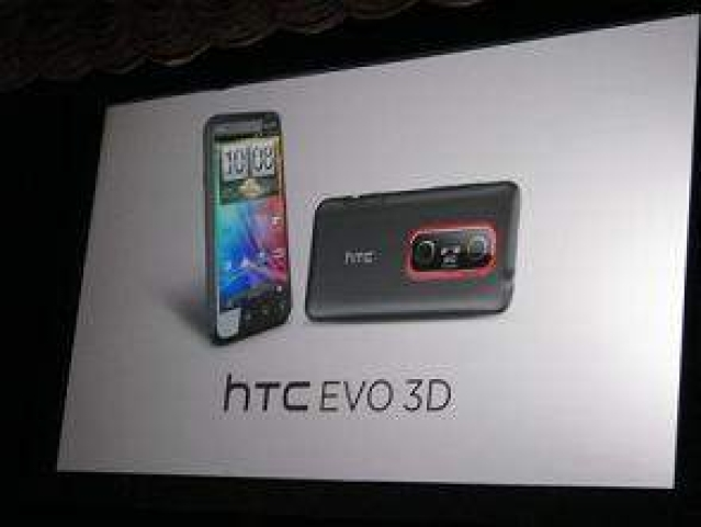 Radio Shack opens up HTC Evo 3D pre-orders
