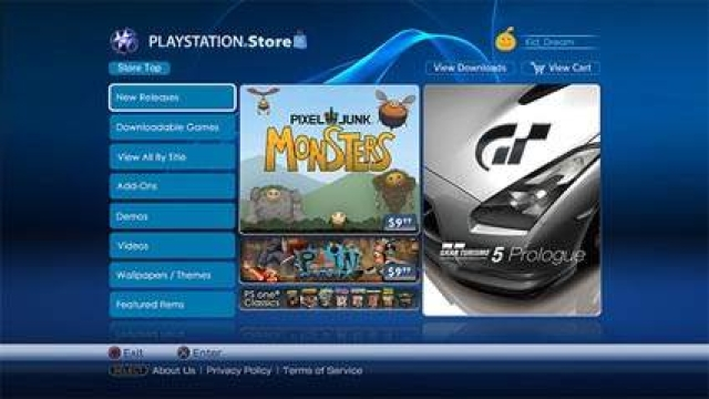 "Playstation 3 becomes first to offer digital HD movies from all of the ""big six"""