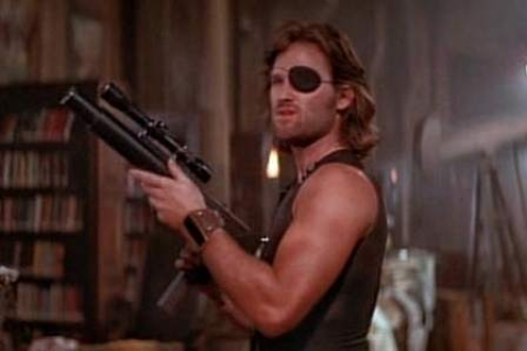 On Snake Plissken and Escape from New York