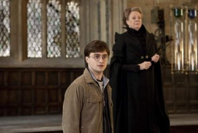 Magical Harry Potter hits a billion in record time