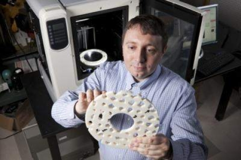 Invisibility cloak moves forward with 3D printing