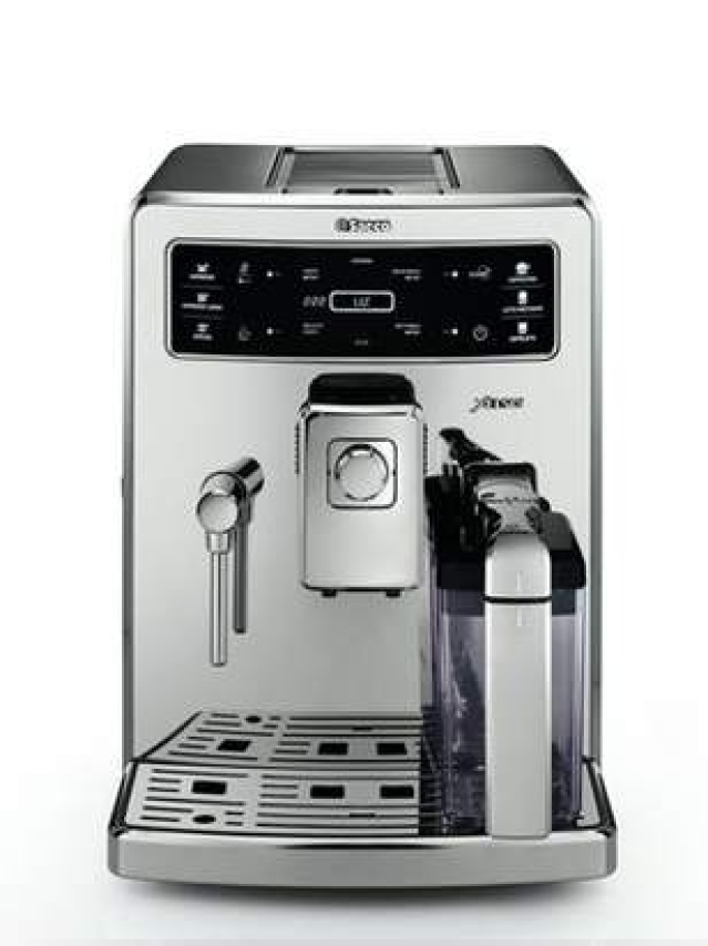 Fingerprint ID coffee machine is uber-geeky