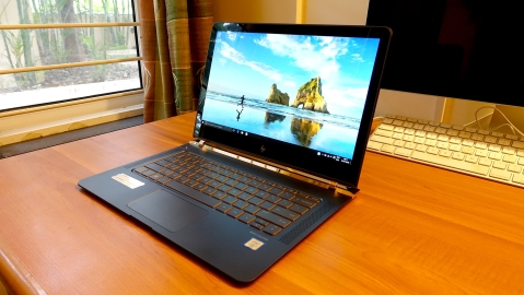 HP Spectre 13 Review: It's Got The Oohs and The Aahs
