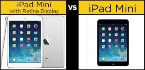 iPad mini With Retina Display vs iPad mini: Worth the Upgrade?