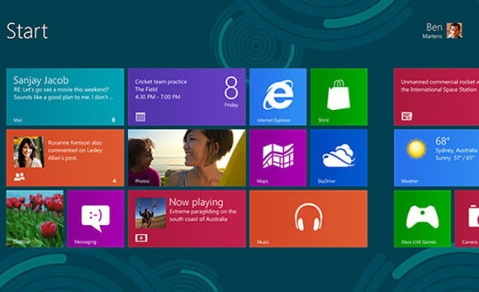 "Analyst slams ""disappointing"" Windows 8 UI"