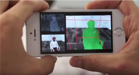 The 3D scanner in your pocket