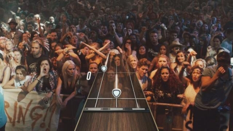 Guitar Hero Live Playlist Announced