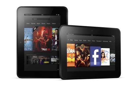 "Amazon Kindle Fire HD poised for ""mass market"" success"