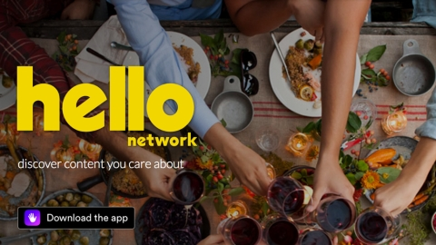 'Hello' the New Social Network from Orkut