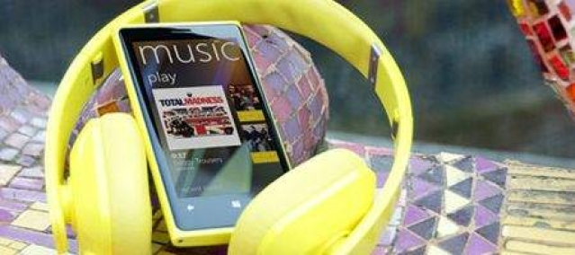 Nokia takes on Spotify with premium music service