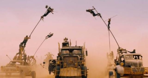 Mad Max Fury Road is Apparently a Big Winner