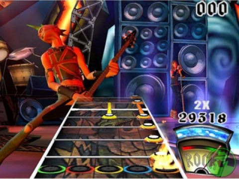 Guitar Hero Planning a Comeback