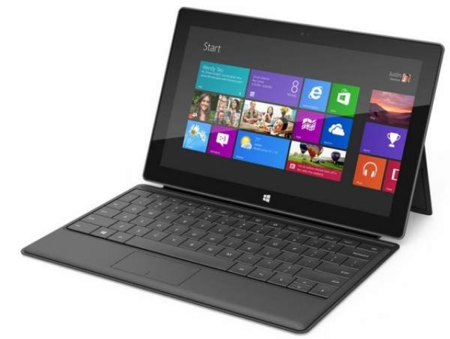 Report: Little demand for Microsoft's Surface RT tablet