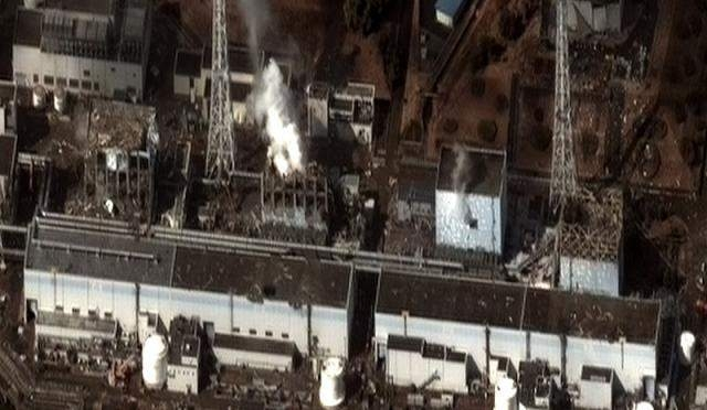 Fukushima radioactive plume to reach US in three years