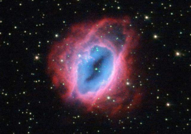 The Eye of Sauron is nebula ESO 456-67