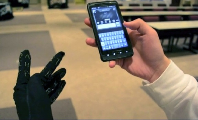 Check out this G.A.U.N.T.L.E.T. typing glove