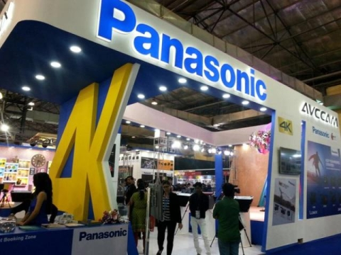 Panasonic Kicks Tech Butt At CES