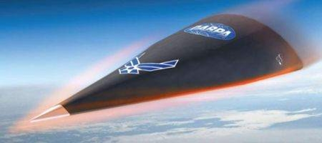 Mach-20 vehicle to launch today