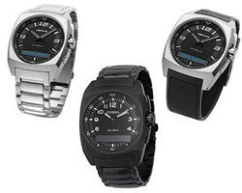 Fossil and Sony Ericsson to roll out Caller ID watches