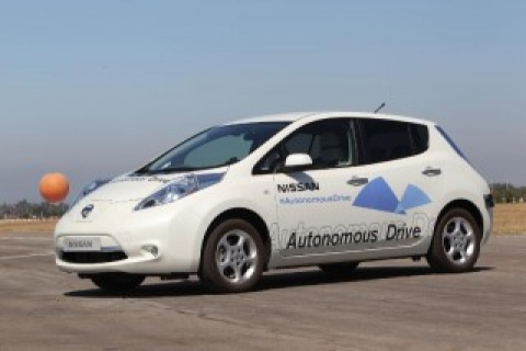 Nissan Autonomous Cars Coming To Showrooms By 2020