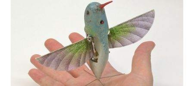 Hummingbird spy drone developed for DARPA