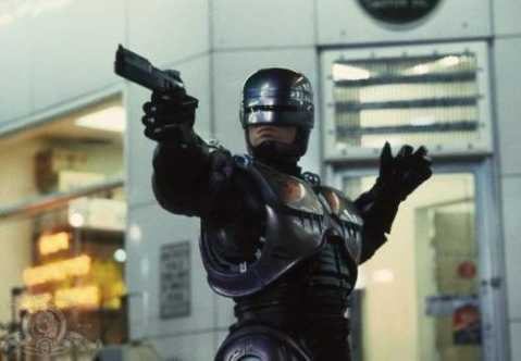 Will Fassbender be the new RoboCop?
