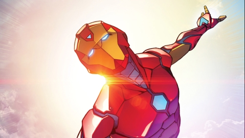 Ironheart to Succeed Ironman