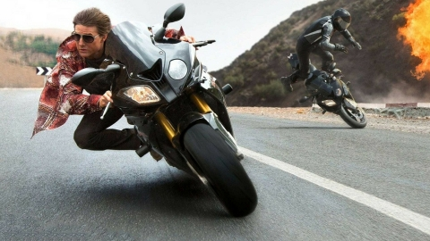 Tom Cruise Pushing For More Money To Make Mission Impossible Possible