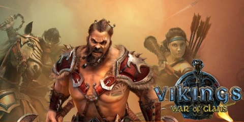 Mobile Game Overview: Vikings - War of Clans