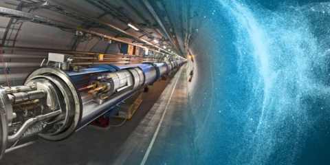 NASA discovers CERN's Big Brother in outerspace