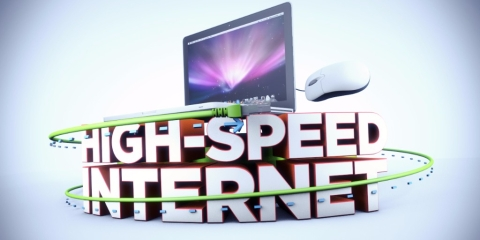 Five Advantages Of Using High Speed Internet
