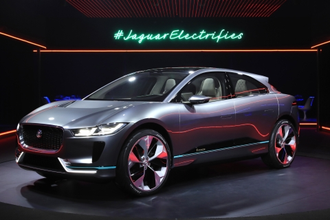 The iPace And The Generation Of The Hyperconverged Car