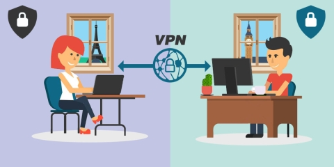 Major Use, Types and Services of VPN