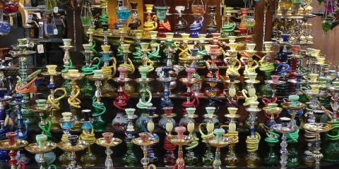 Hookah: Trends of the Past and the Present