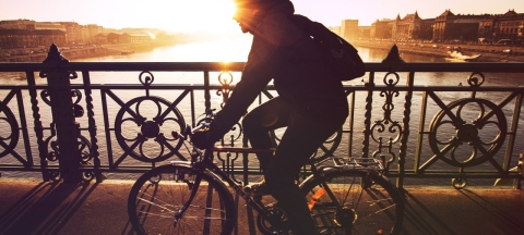<b>7 Reasons to Hit the Roads on A Bicycle Today!</b>      T""