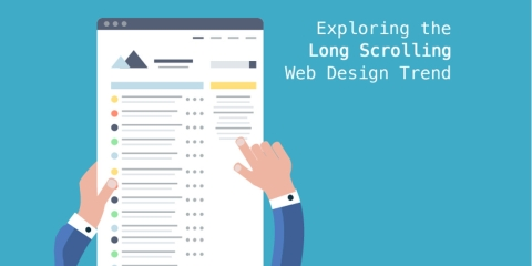 What To Consider while implementing long scrolling?