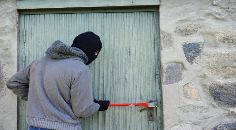 Is Your Home a Prime Target for Burglars?