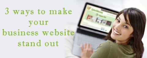 <b>Make your own business website</b>