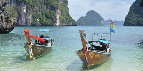 The Best Islands In Thailand To Live On And Work Remotely