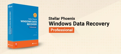 Stellar Phoenix Windows Data Recovery – Professional has got you Recovered