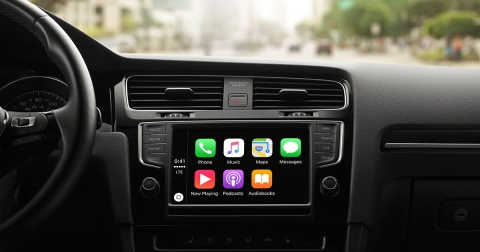 How Apple CarPlay is Winning The Battle of Car Entertainment