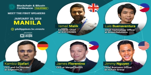 <p>Blockchain and Bitcoin Conference:Philippines</p>