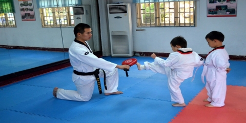 The 5 Best Reasons to Enroll Your Child in Kid's Karate Classes